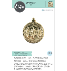 Kath Breen Ornament 3D Impresslit