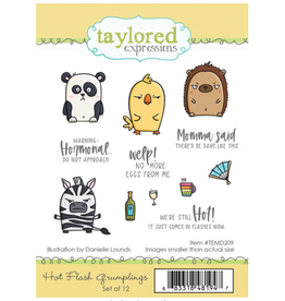 Taylored expressions Hot Flash Grumplings