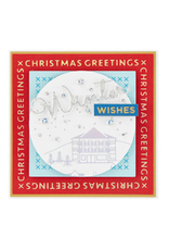 spellbinders Christmas Essential Glimmer Squares (Glimmer Hot Foil Plate)