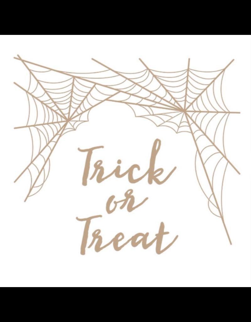 spellbinders Spider Web Background (Glimmer Hot Foil Plate)
