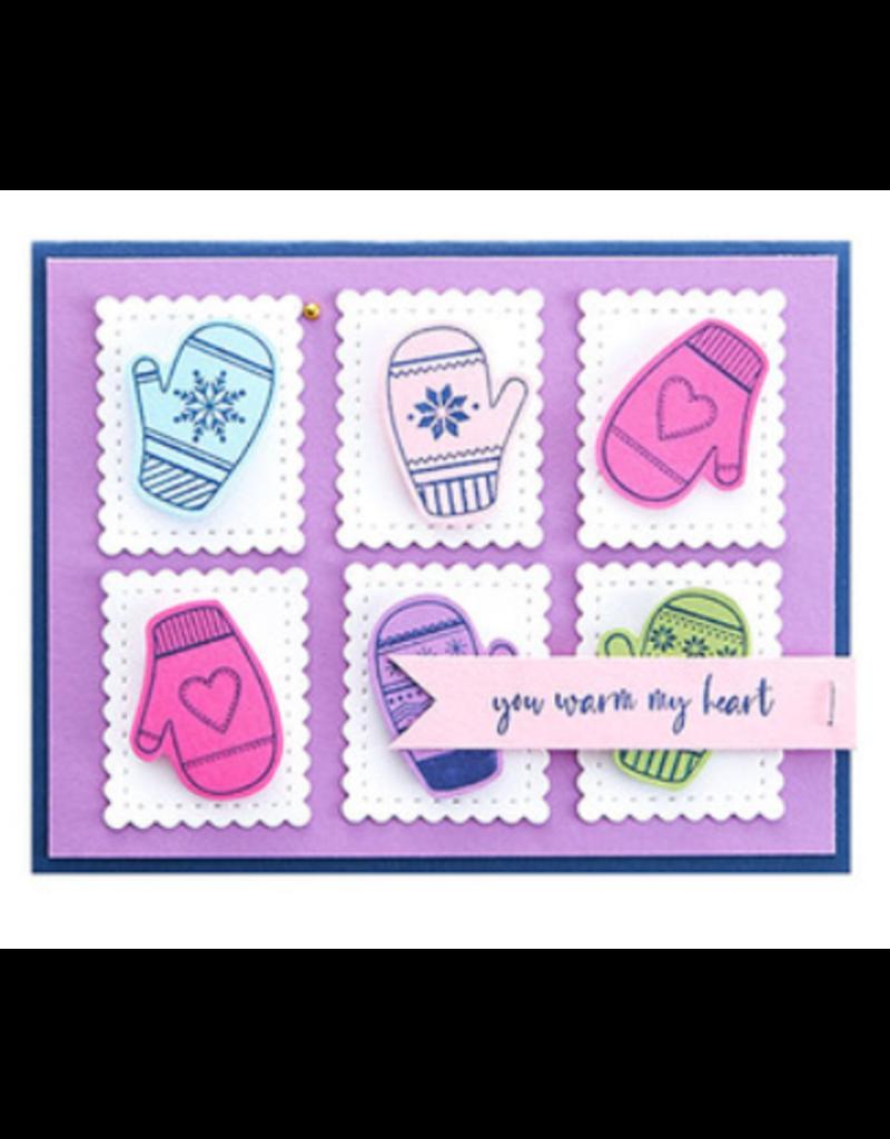FSJ Smitten for Mittens Stamp