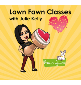 Julie Kelly 8/29 Lawn Fawn with Julie Kelly