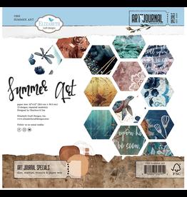 Elizabeth Crafts Summer Art Paper Pack
