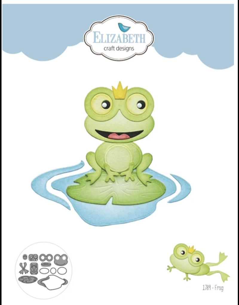Elizabeth Crafts Frog Die