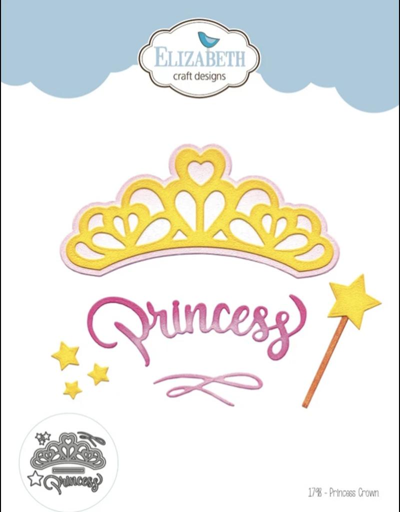 Elizabeth Crafts Princess Crown Die