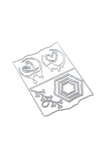 Elizabeth Crafts Decorative Insert Die
