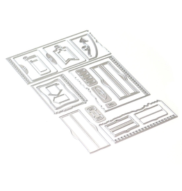 Elizabeth Crafts Planner Essentials 21 - Note Pieces