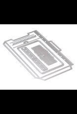 Elizabeth Crafts Planner Essentials 22 - Planner Pocket 4 - Top Loading