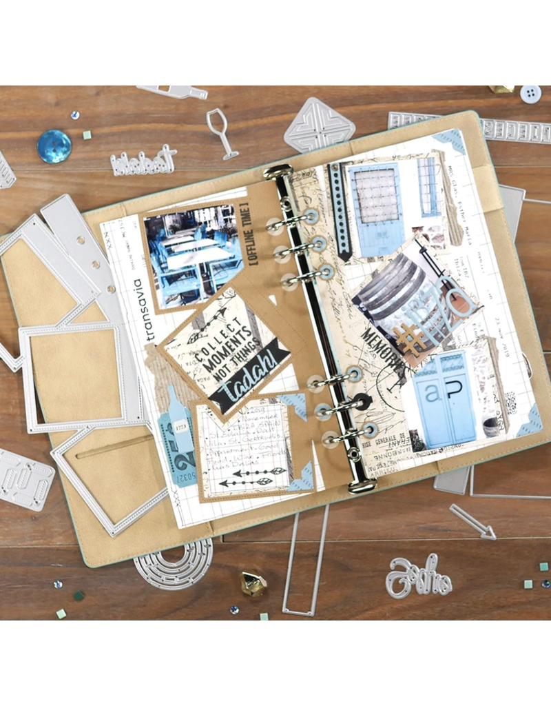 Elizabeth Crafts Planner Essentials 24 - Photo Frame Pages