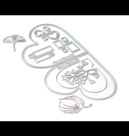 Elizabeth Crafts Planner Essentials 25 - Double Heart Insert