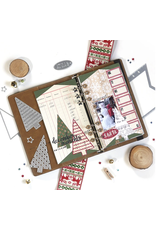 Elizabeth Crafts Planner Essentials 12 - Arrow Page & Trees