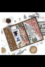 Elizabeth Crafts Planner Essentials 16 - Christmas Tree Page