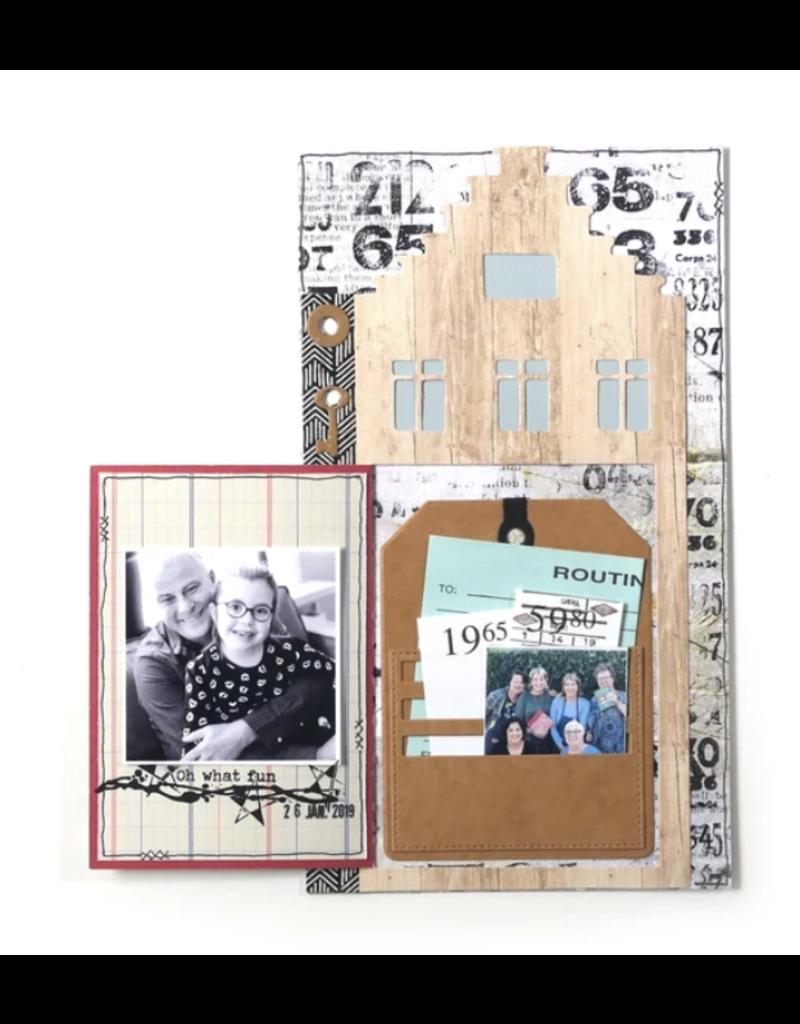 Elizabeth Crafts Planner Essentials 18 - Home