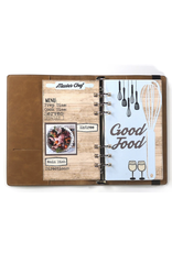 Elizabeth Crafts Planner Essentials 19 - Recipe Book