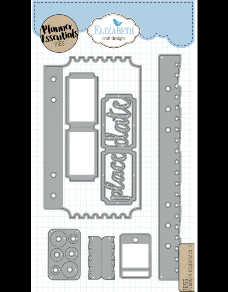 Elizabeth Crafts Planner Essentials - 11