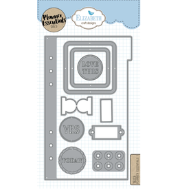 Elizabeth Crafts Planner Essentials - 1