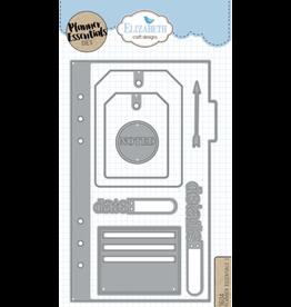 Elizabeth Crafts Planner Essentials - 2