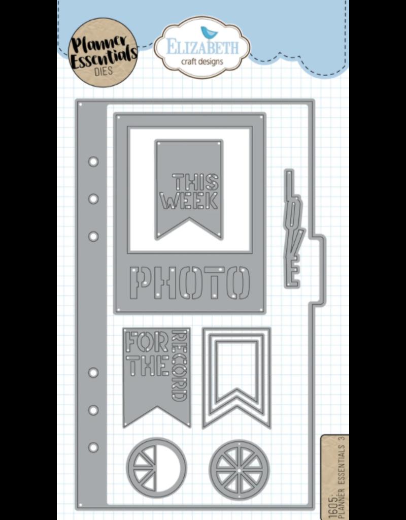 Elizabeth Crafts Planner Essentials - 3