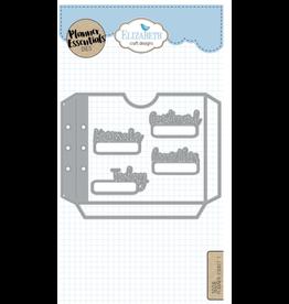 Elizabeth Crafts Planner Pocket - 1