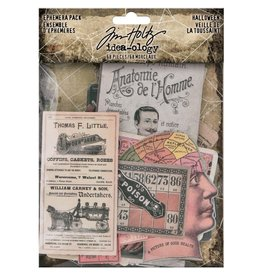 Tim Holtz 2020 Halloween Ephemera pack