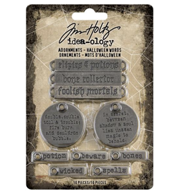 Tim Holtz WORD-ADORNMENTS
