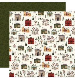 Carta Bella Hello Christmas Paper: Christmas Village