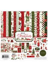 Carta Bella Hello Christmas:  Collection Kit