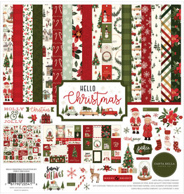 Carta Bella Hello Christmas:  Collection Kit