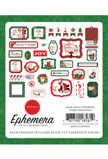 Carta Bella Dear Santa:  Ephemera
