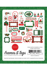 Carta Bella Dear Santa:  Frames & Tags