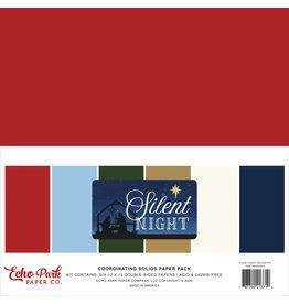 Carta Bella Silent Night: Solids Kit