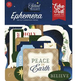 Carta Bella Silent Night: Ephemera