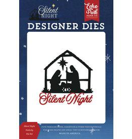 Carta Bella Silent Night: Nativity Die Set