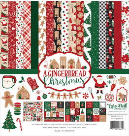 Echo Park Gingerbread Christmas: Collection Kit
