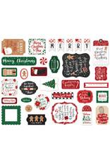 Echo Park Gingerbread Christmas: Ephemera