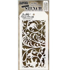Tim Holtz Ironwork: Layered Stencil