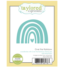 Taylored expressions Over the Rainbow Die