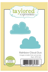 Taylored expressions Rainbow Cloud Duo Die