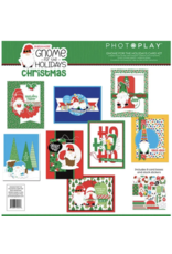 Photoplay Gnome for Christmas Card Kit