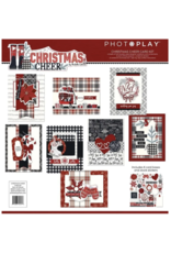 Photoplay Christmas Cheer Card Kit