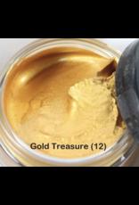 Cosmic Shimmer Metallic Gilding Polish: Gold Treasure