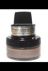 Cosmic Shimmer Metallic Gilding Polish: Silver Hessian