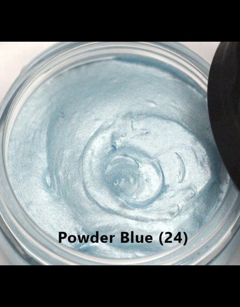 Cosmic Shimmer Metallic Gilding Polish: Powder Blue