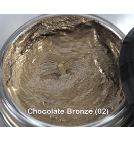 Cosmic Shimmer Metallic Gilding Polish: Chocolate Bronze