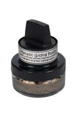 Cosmic Shimmer Metallic Gilding Polish: Chocolate Bronze
