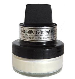 Cosmic Shimmer Metallic Gilding Polish: Enchanted Gold
