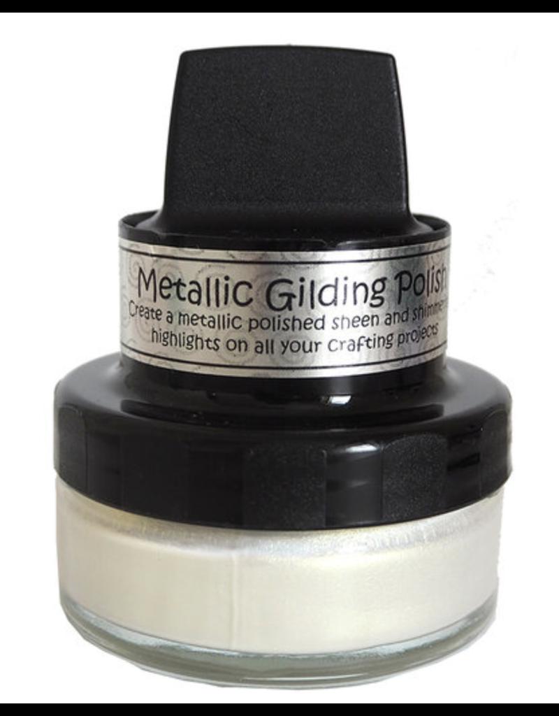 Cosmic Shimmer Metallic Gilding Polish: Enchanted Gold