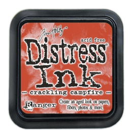Tim Holtz Distress Pad Crackling Campfire