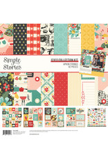 simple stories Apron Strings : Collection Kit