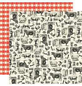 simple stories Apron Strings: Farm to Table
